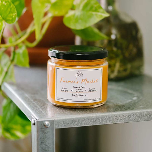 Farmer's Market - Rustic Charm Candle