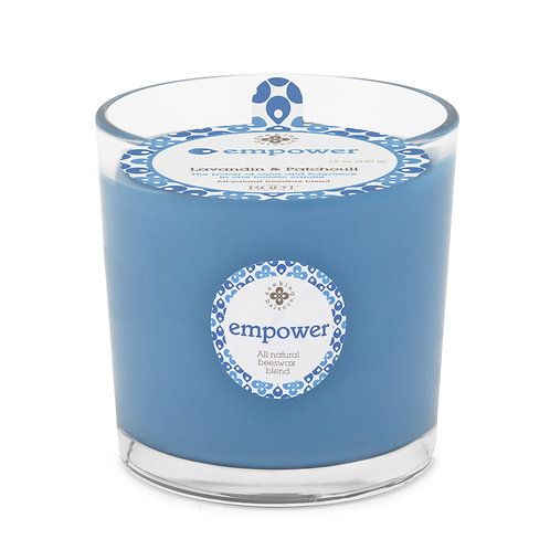Empower - Lavender & Patchouli - Root Candle
