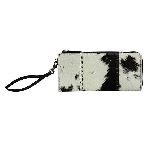 Acrhoromatic Wallet - Myra Bag