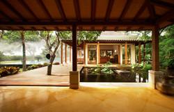 27-Kampungku Bali-Courtyard