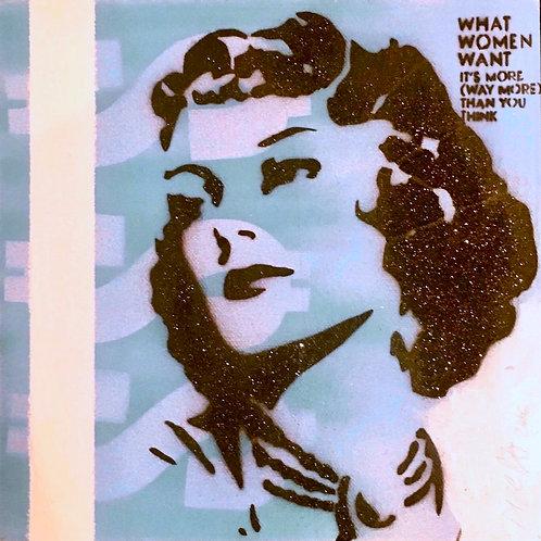 WWW (What Women Want)