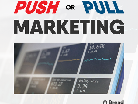 Push vs Pull Marketing: Which one should you use?