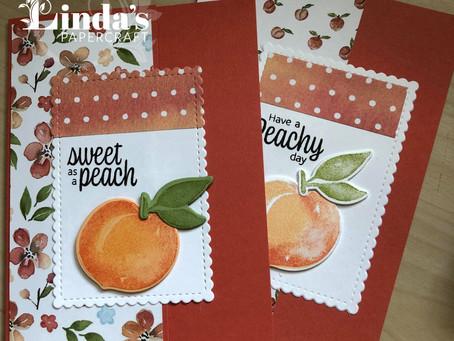 How to get Peachy Peaches!