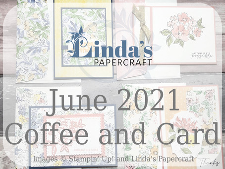Coffee and Card Round Three, Booking Open!