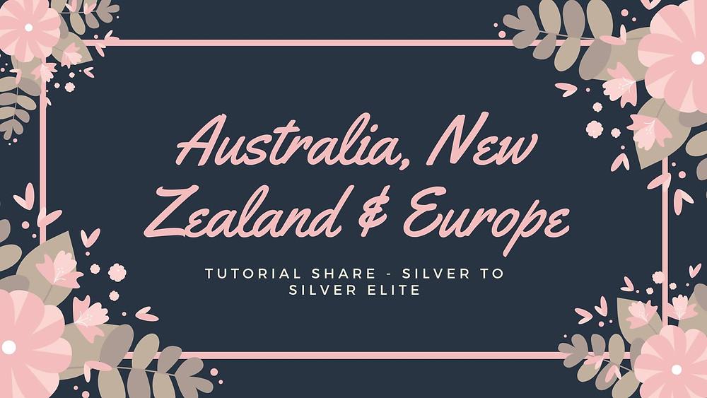 Stampin' Up! international card making tutorial share header