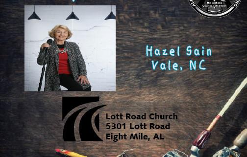 Hazel Sain