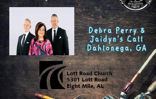 Debra Perry & Jaidyn's Call