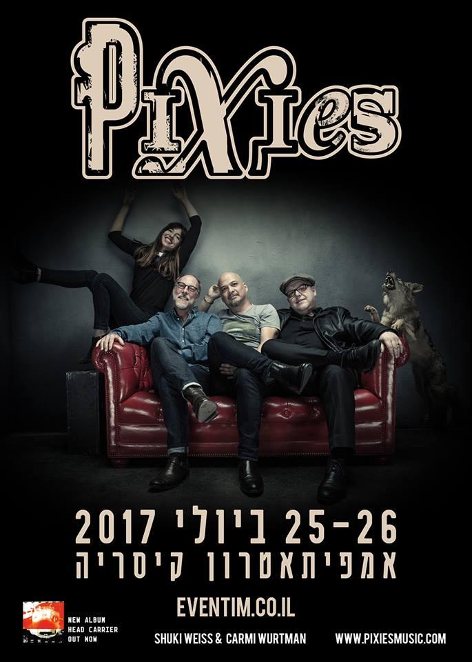 Pixies!
