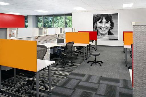 Theradex Office Design-CancerInitiative-