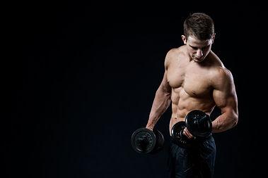 handsome-power-athletic-man-training-pum