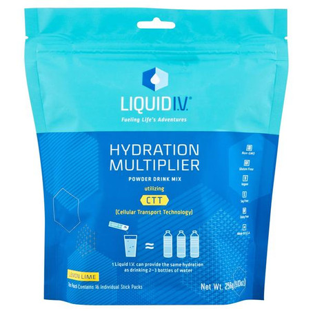 Liquid I.V. - Why it's My Favorite Electrolyte Supplement