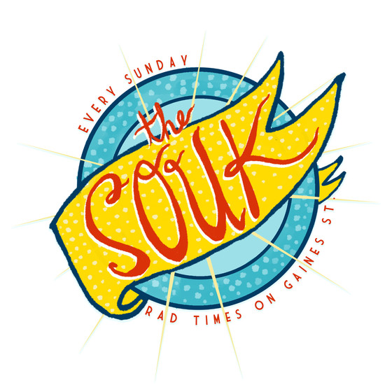 The Souk: Local Music, Vendors and Brunch on Gaines