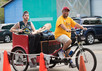 Tales from a Gaines Street Pedicabber