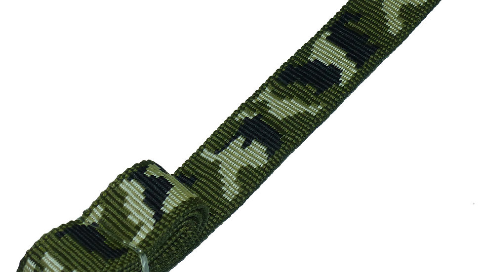 25mm Webbing in Camouflage Patterns