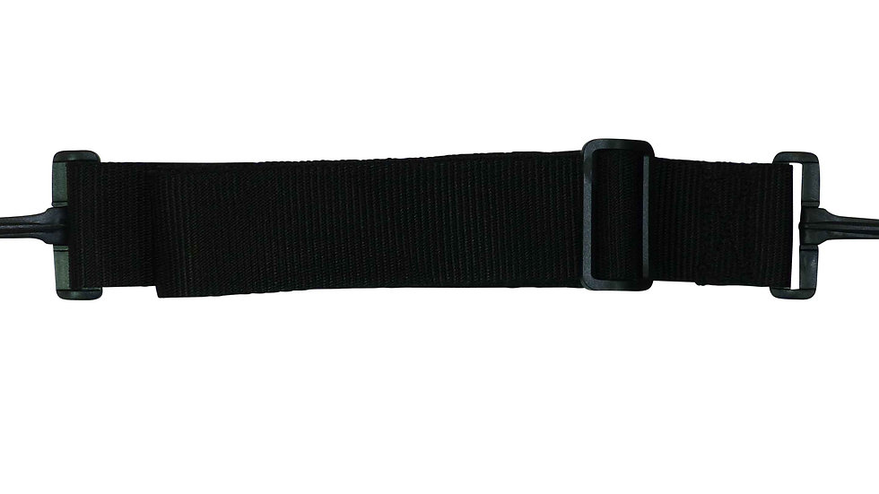 50mm Bag Strap with Plastic Buckles, 175cm
