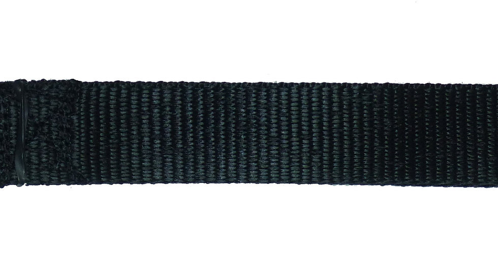 25mm Webbing Strap with Button Release Buckle (Pair)