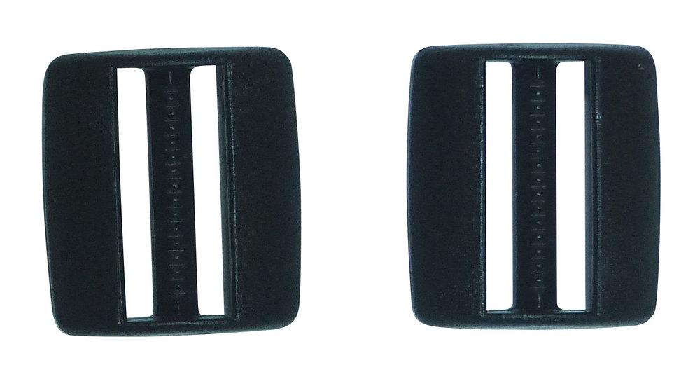 25mm modern-styling plastic triglide