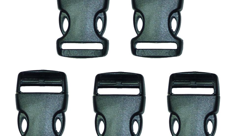 20mm plastic side release buckle