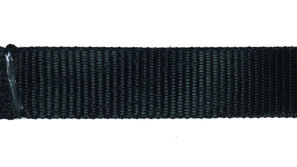 25mm Webbing Strap with Low Profile Cam Buckle (Pair)
