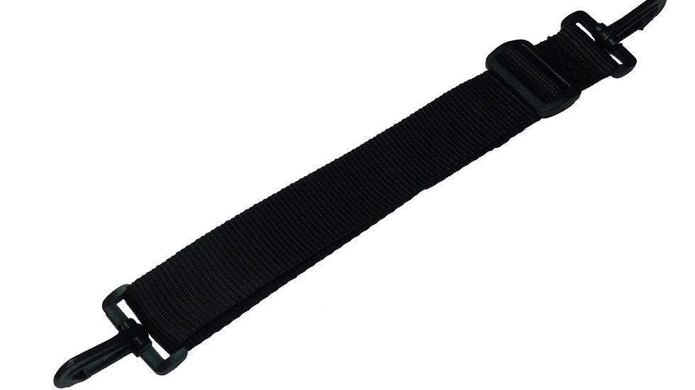38mm Bag Strap with Plastic Buckles, 150cm