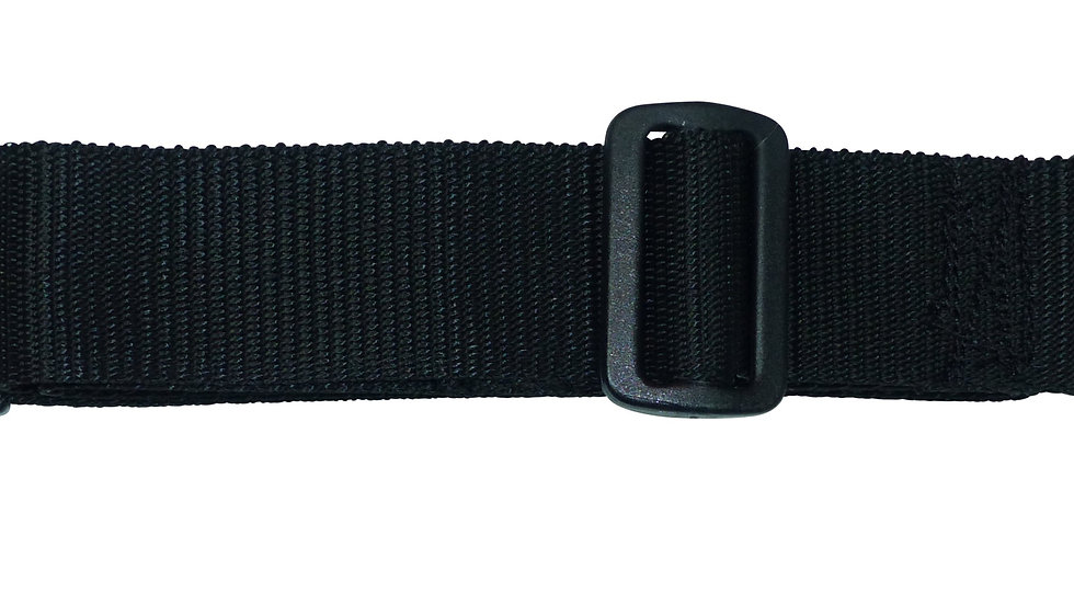 38mm Webbing Strap with Quick Release & Length-Adjusting Buckles