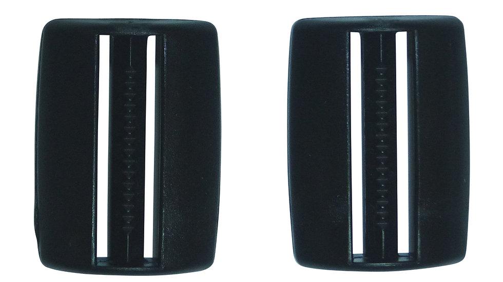 40mm modern-styling plastic triglide