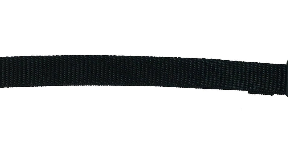 19mm Bag Strap with Plastic Buckles, 1 Metre