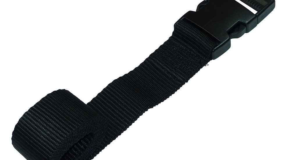 38mm Webbing Strap with Quick Release Buckle