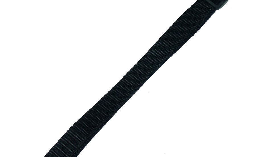 19mm Webbing Strap with Quick Release & Length-Adjusting Buckles (Pair)