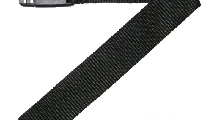 38mm Webbing Strap with Button Release Buckle