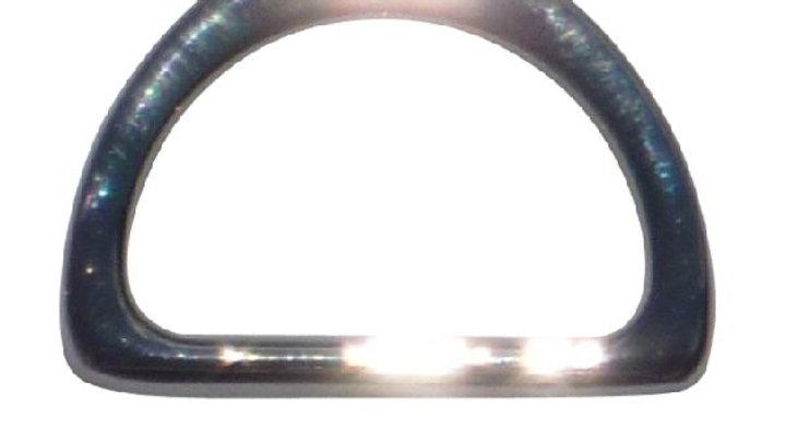 25mm alloy D ring