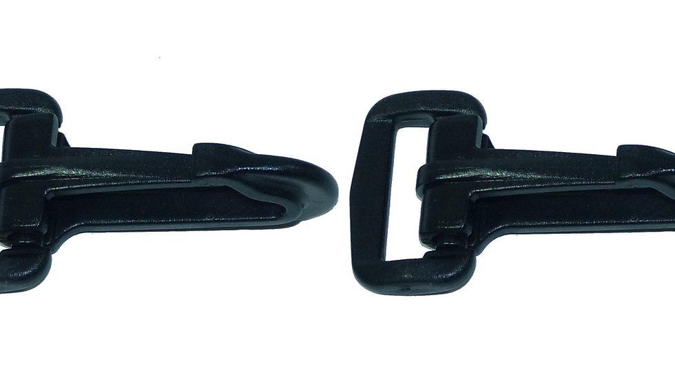 20mm plastic swivel snap hook