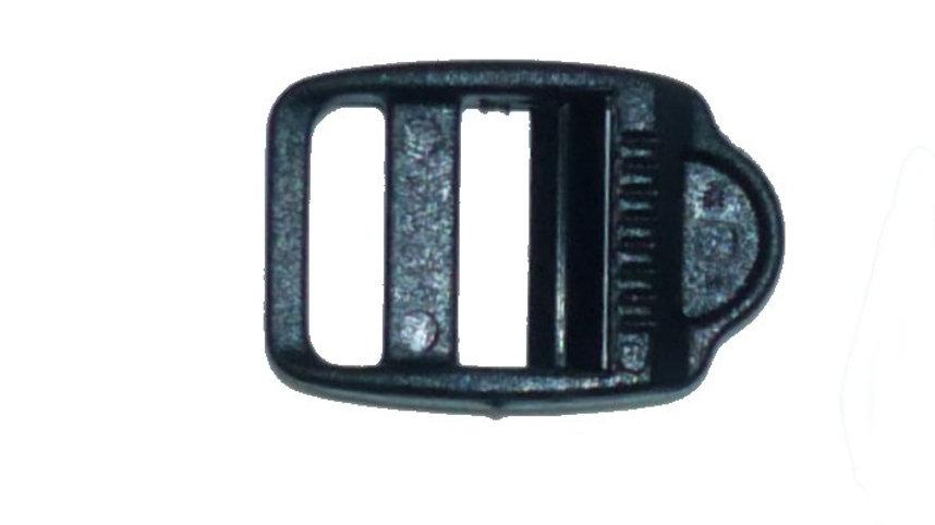 20mm plastic ladderlock buckle