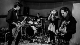 02/28 【藍色安息日】 活動特輯:SoundBase 樂團短訪