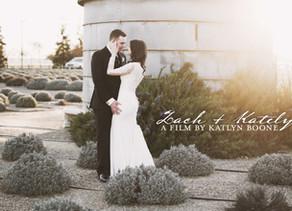 Pageo Lavender Farm | Wedding Videography | Zach + Katelynn