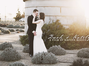Pageo Lavender Farm | Wedding Videography | Zach + Katelynn