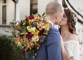 Cozy Fall Wedding in Sonoma CA | Wedding Videography | Danny + Jamie
