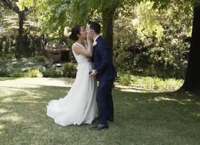 Frank Lloyd Estate Wedding | Brett & Anna