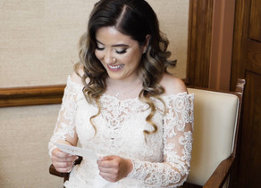 3 Timeless Ways to Share your Handwritten Letters on the Wedding Day
