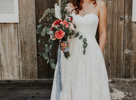 A Beautiful Wedding at Mountain House Estate