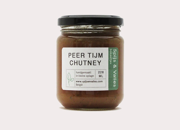 Peer-Tijm Chutney