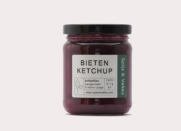 Bieten Ketchup