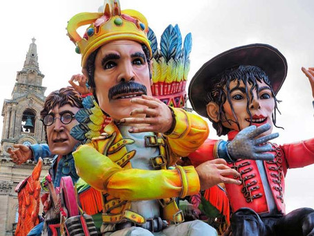 6 Aspects of Malta's Carnival