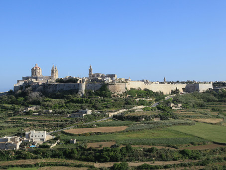 Highlights from Malta's Old Capital City