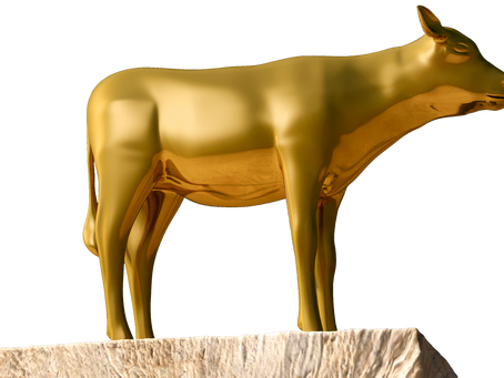 The Golden Calf of Gozo