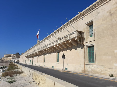 The Valletta Sacra Infermeria