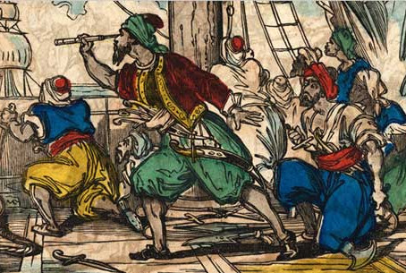 5 Maltese Legends about Pirates