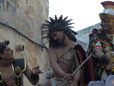 Holy Week Traditions in Malta