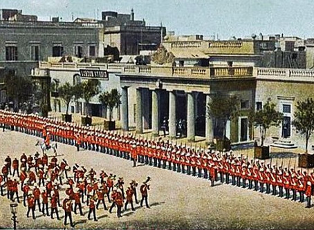 5 Reminders of the British Army in Malta