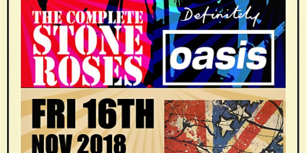 Stone Roses Vrs Oasis